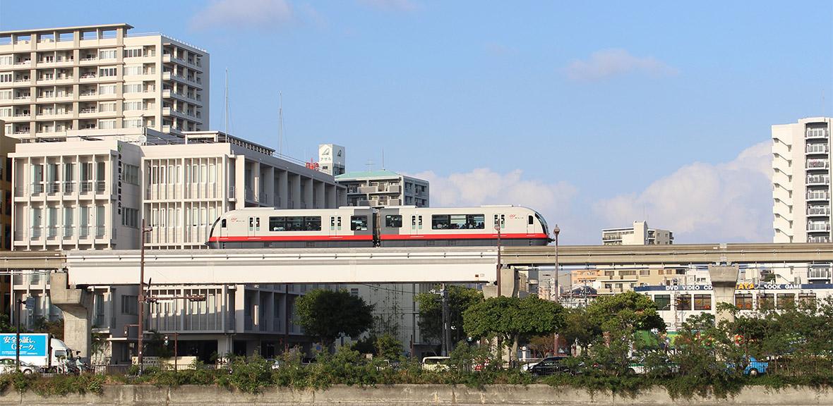 沖縄都市モノレール「ゆいレール」浦添へ、2019年夏予定!